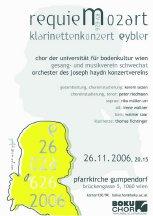 Programm_Mozart_Requiem_26-11-2006 mit Rahmen